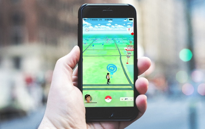 Pokemon Go and Augmented Reality